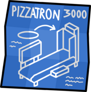 Pizzatron Blueprints
