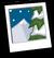 Winter Background Icon