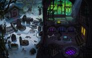 Halloween Party 2018 Cellar