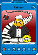 Rainbert Player Card - Early May 2019 - Club Penguin Rewritten (3)