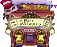 Fairy Fables Music Jam 2019 Exterior