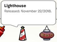 Lighthouse Pin SB