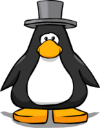 Grey Top Hat PC