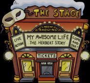 Herbert Story Outside