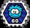 SOS 60 Stamp