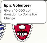 Epic Volunteer SB