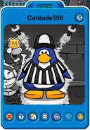 Catdude556 Player Card - Early November 2019 - Club Penguin Rewritten (2)