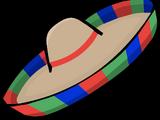 Colourful Sombrero