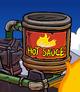 Hot Sauce Reserve card image