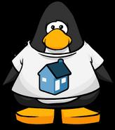 Build Safe Places T-Shirt PC