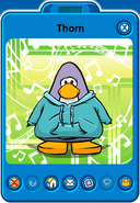Thorn Player Card - Early May 2019 - Club Penguin Rewritten (3)