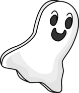 Wall Ghost sprite 001
