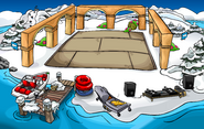 Winter Fiesta 2019 Dock