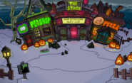 Halloween Party 2019 Plaza