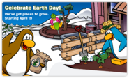 Earth Day Party 2017 Login