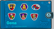 Gena Stampbook