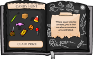 Halloween Candy Hunt 2019 Complete