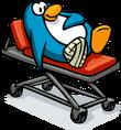 Injured Stretcher Penguin