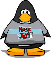 Music Jam T-Shirt PC