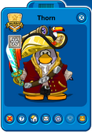 Thorn Player Card - Late January 2020 - Club Penguin Rewritten (2)
