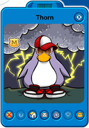 Thorn Player Card - Mid February 2019 - Club Penguin Rewritten (2)