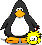 Yellow Puffle PC