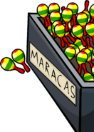 Festive Maracas Box Winter Fiesta 2018