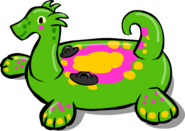 Inflatable Dragon sprite 002