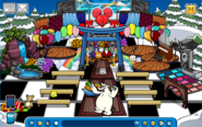 Rainbert Igloo - Early October 2019 - Club Penguin Rewritten