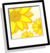 Sunflowers Background Icon