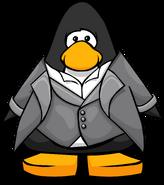 Grey Tuxedo PC