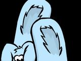 Ice Bunny Slippers