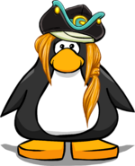 First Mate's Hat PC
