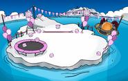 Puffle Party 2017 Iceberg
