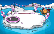 Puffle Party 2017 Iceberg
