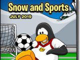 Snow and Sports Jul'19