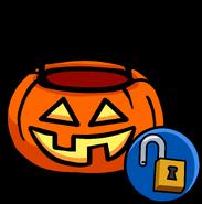 Pumpkin Basket Unlockable