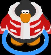 Red Snowsuit IG