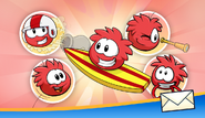 Reviewed by You - Puffle Activities