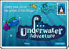 Underwater Adventure Postcard