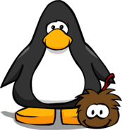 Brown Puffle PC
