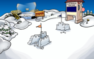 Snow Forts Ice Rink
