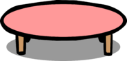 Pink Table sprite 001