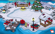 Christmas Party 2019 Dock Concept
