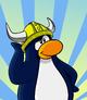Gold Viking Helmet card image
