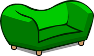 Green Couch sprite 008