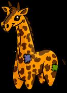 Toy Giraffe sprite 002