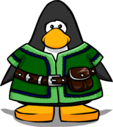 Green Tunic PC