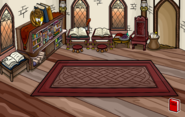 Medieval Party 2018 Book Room