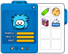 Puffle Inventory